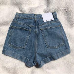 Rare Find! NWT American Apparel Denim Shorts